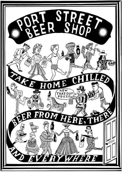 port street beer shop manchester